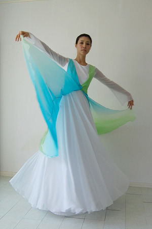 image Aline will dance with amedeus electric quartet